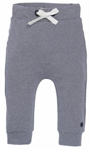 000000 B Pants jersey loose Yi logo