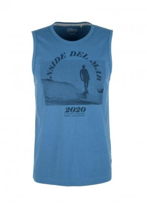 113120 1213010 [T-Shirt ärmell logo