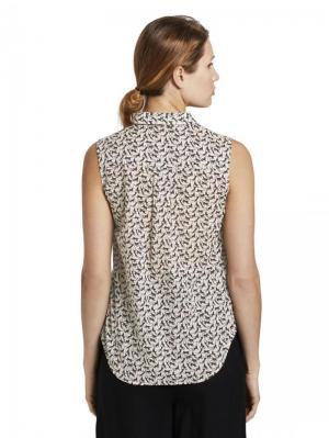 000000 702051 [blouse top p] 23358 vanilla m
