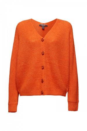 123009 I01180 [Sweaters cardig logo