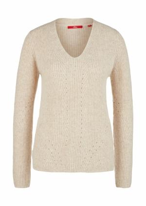 123009 1717013 [Pullover langa logo