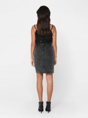 121035 Long Skirts 195318 Grey Den