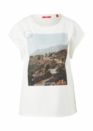 123110 1213011 [T-Shirt kurzar logo