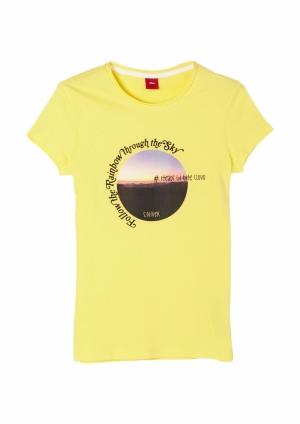 133110 1213011 [T-Shirt kurzar logo