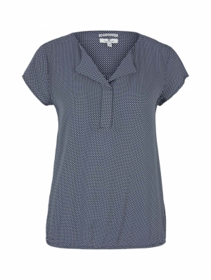 000000 702021 [blouse with] logo