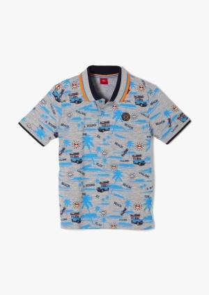 133140 1313011 [T-Shirt kurzar logo