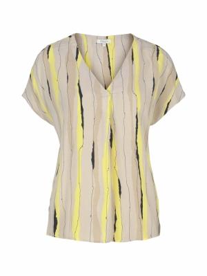 000000 772021 [blouse v-nec] logo