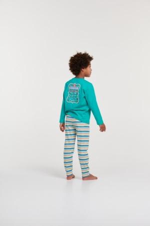 pyjama 777 groen