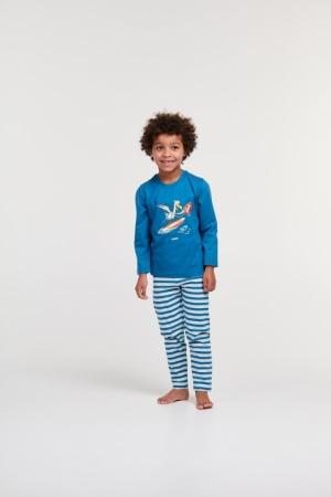 pyjama 871 blauw