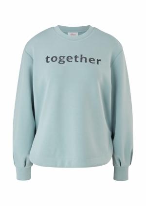 123060 1414013 [Sweatshirt lan logo