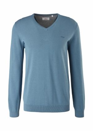 113009 1717013 [Pullover langa logo