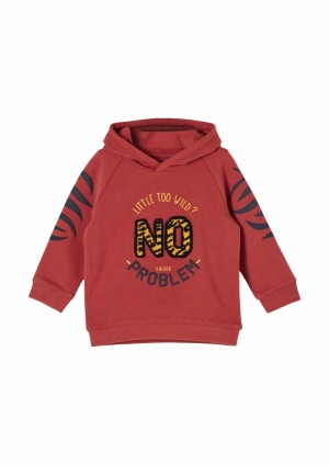 136336 1414013 [Sweatshirt lan logo
