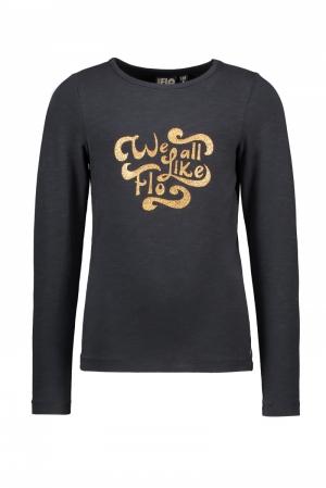 T-shirt lm logo